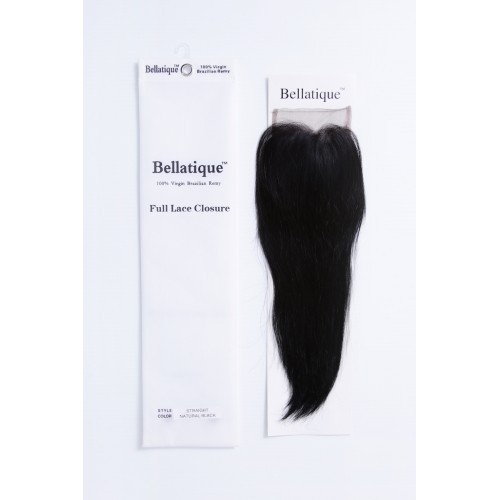 BELLATIQUE 4X4 CLOSURE STRAIGHT  12""