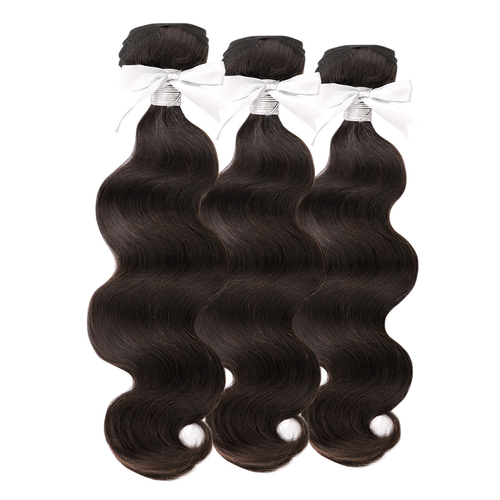 12A Queen Hair Brazilian Remy Human Hair Weave 3Bundles Body Wave