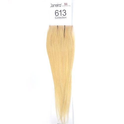 Janeiro 9A 100% Virgin Human Hair Closure - Straight