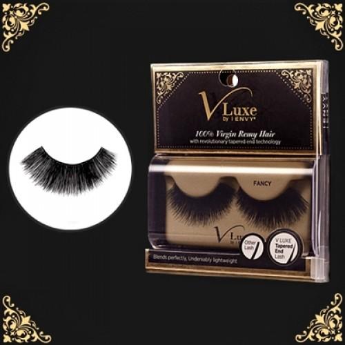 i-ENVY V Luxe 100% Virgin Remy Eyelashes VLE06 FANCY