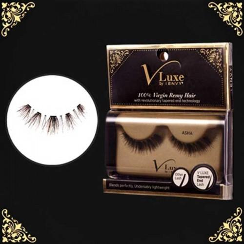 i-ENVY V Luxe 100% Virgin Remy Eyelashes VLE01 ASHA