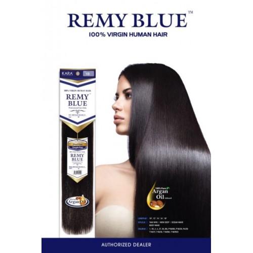 "KARA - Remy Blue - 100% Virgin Human Hair  Weave 10"" - 24"""