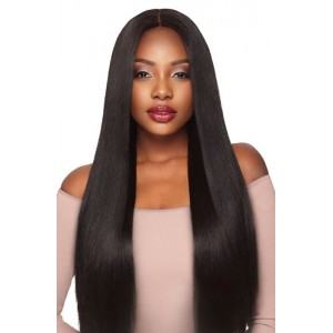 Outre 100% Human Hair Weave Flow Yaki 16""