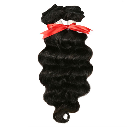 Queen Hair Brazilian 12A Virgin Remy Hair Weave Loose Deep