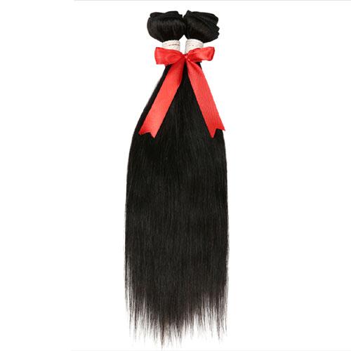 Queen Hair Brazilian 12A Virgin Remy Hair Weave Straight