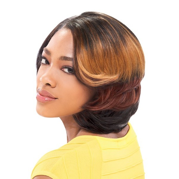 Sensationnel Bump Collection 100 Human Hair Weave Feather Wrap 8 Inch