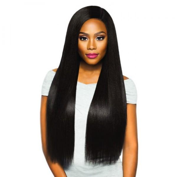 Outre Human Hair Blend Premium Purple Pack Brazilian Boutique Virgin