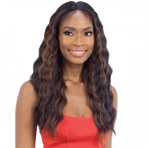 Mayde Beauty Synthetic Natural Hairline Lace and Lace Front Wig - BLAIR