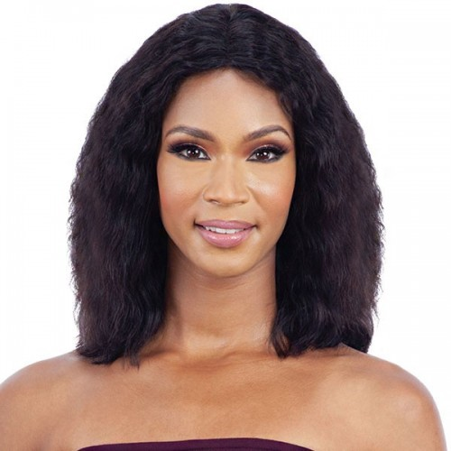 Mayde Beauty Wet & Wavy Invisible Lace Part Wig LOOSE DEEP