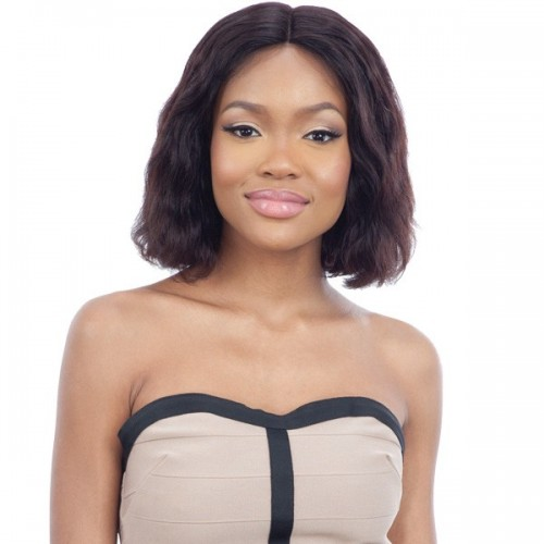 """Mayde Beauty 5"""" Lace and Lace Front Wig LOOSE WAVE"""