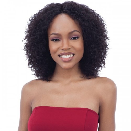 Mayde Beauty Wet & Wavy Invisible Lace Part Wig DEEP CURL