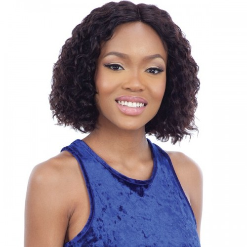 """Mayde Beauty 5"""" Lace and Lace Front Wig DEEP WAVE"""