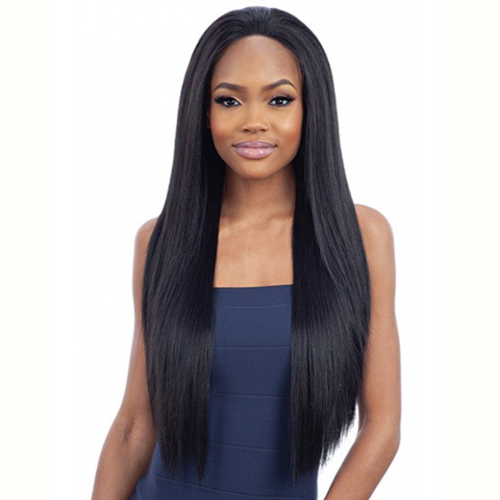 Mayde Beauty Synthetic X-tra Deep Lace Frontal Wig - X01