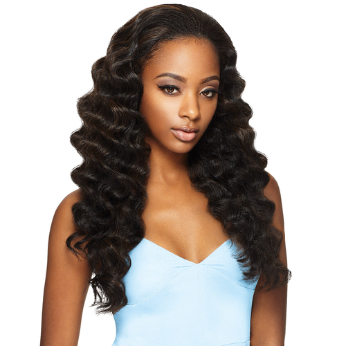 Outre Quick Weave Half Wig ASHANI