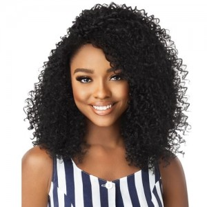 Outre Synthetic Big Beautiful Hair Half Wig 3C MOONLIGHT MAVEN