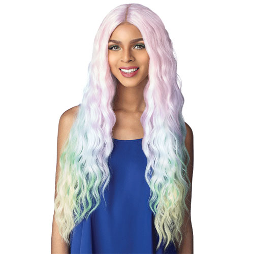 Sensationnel Empress Shear Muse Lace Front Wig - CIEL